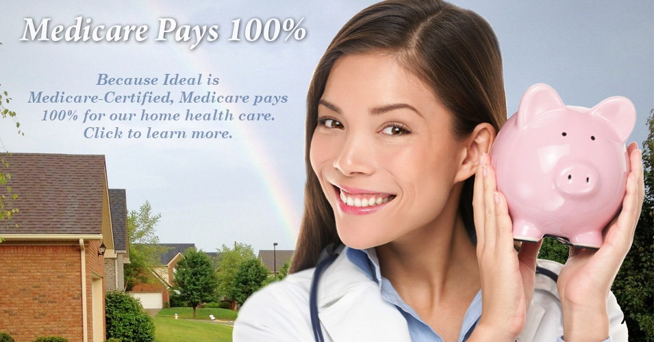 Medicare Pays 100%