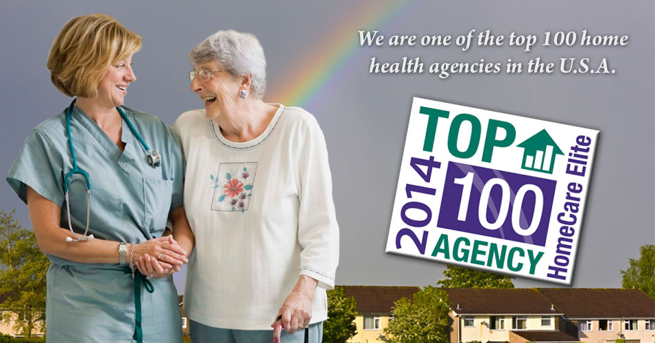Top 100 Home Health Agency